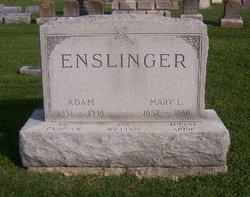 William August Enslinger