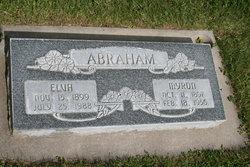 Elva Ann <i>Carling</i> Abraham