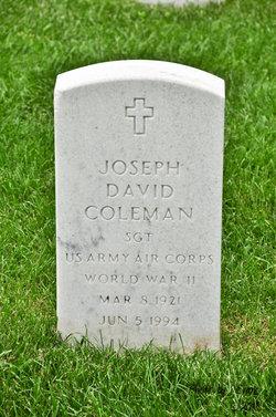 Joseph David Coleman