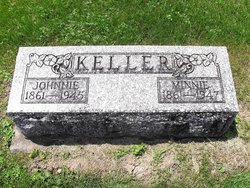 Minnie <i>Hofherr</i> Keller