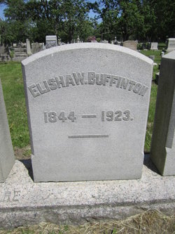 Pvt Elisha W Buffinton