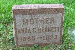 Anna Carolina <i>Weaver</i> Bennett