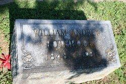 William Andrew Rothrock