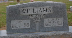 Ida <i>Murphy</i> Williams