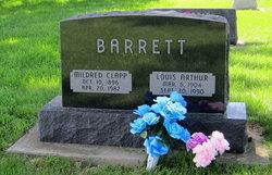 Mildred Alida <i>Clapp</i> Barrett