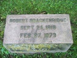 Robert Brackenridge