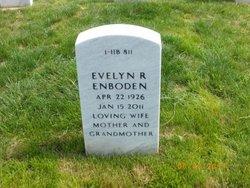 Evelyn Ruth <i>Schneider</i> Enboden