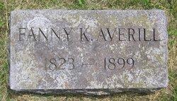 Fannie <i>Keenan</i> Averill