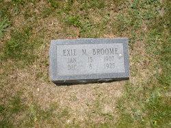 Sula Exiomine Exie <i>Mathis</i> Broome