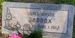 Dennis Wayne Maddox
