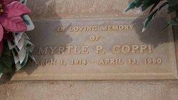 Myrtle P Coppi