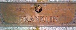 Asa Calhoun Franklin
