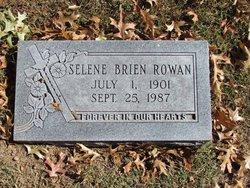 Selene Jackson <i>Brien</i> Rowan