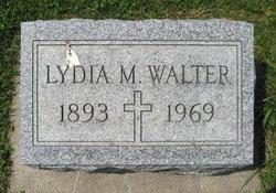 Lydia M. <i>Apps</i> Walter