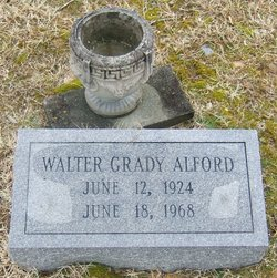 Walter Grady Alford