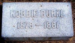 Robert Robbie Burke