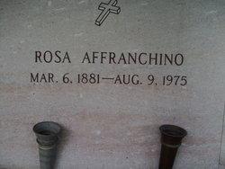 Rosa Affranchino