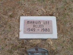 Marvin Lee Allen