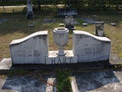Ida <i>Newsome</i> Hart