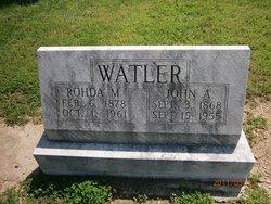 John Andrew Watler