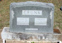Virgie Lenora <i>Mauldin</i> Crunk