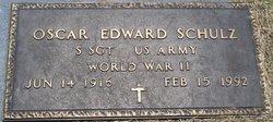 Oscar Edward Schulz