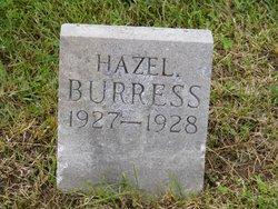 Hazel Burress
