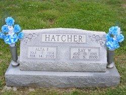 Alta F Hatcher