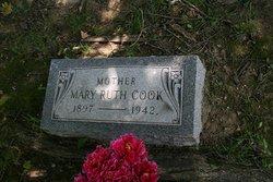 Mary Ruth <i>Leaverton</i> Cook