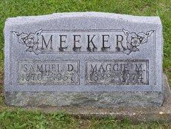 Maggie M Maggie Maw Meeker