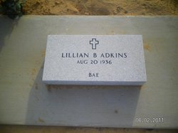 Lillian Bernice <i>Todd</i> Adkins