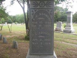 Lieut Andrew Jackson Ashmore