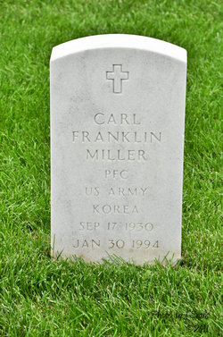 Carl Franklin Miller