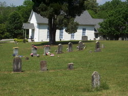 Martel United Methodist Church Cemetery