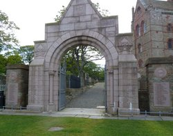 Saint Magnus Cathedral Churchyard