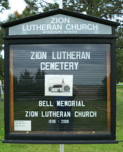 Zion Lutheran - Hoskins