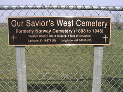 Our Savior's West Cemetery