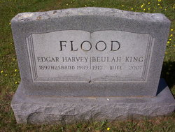 Edgar Harvey Flood