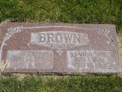 Lovina Mae <i>Pulsipher</i> Brown