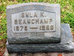 Mary Ursula Sula <i>Kelley</i> Beauchamp