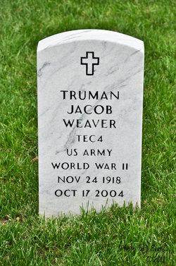 Truman Jacob Weaver