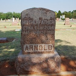 Edna Elizabeth <i>Vincent</i> Arnold