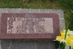 William Ezra Brown