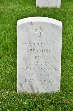 Warren H Sprouse