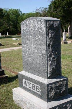 Cora Adeline <i>Thomas</i> Webb