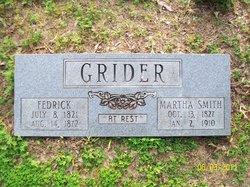 Frederick Grider
