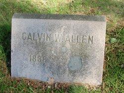 Calvin Winchester Allen