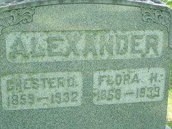 Flora H. <i>Brooks</i> Alexander