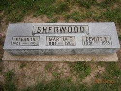 Martha P. <i>Thomas</i> Sherwood