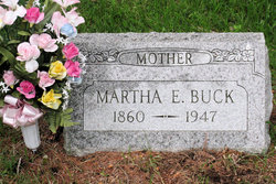 Martha Ellen <i>Cushing</i> Buck